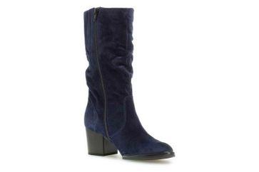 Gabor Milano Stiefel in Übergrößen Blau 32.894.36 große Damenschuhe – Bild 5