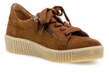 Gabor Jollys Sneaker in Übergrößen Braun 33.334.12 große Damenschuhe – Bild 5