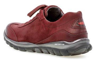 Gabor rollingsoft Sneaker in Übergrößen Rot 36.965.48 große Damenschuhe – Bild 2