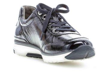 Gabor rollingsoft Sneaker in Übergrößen Blau 36.973.26 große Damenschuhe – Bild 5