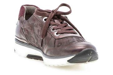 Gabor rollingsoft Sneaker in Übergrößen Rot 36.973.68 große Damenschuhe – Bild 5