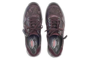 Gabor rollingsoft Sneaker in Übergrößen Rot 36.973.68 große Damenschuhe – Bild 7