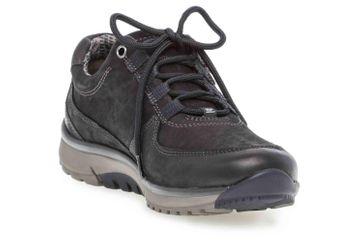 Gabor rollingsoft Sneaker in Übergrößen Blau 36.996.86 große Damenschuhe – Bild 5