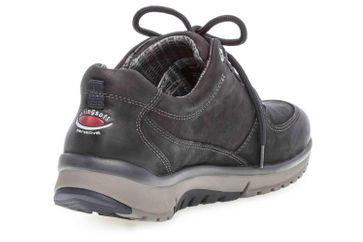 Gabor rollingsoft Sneaker in Übergrößen Blau 36.996.86 große Damenschuhe – Bild 3