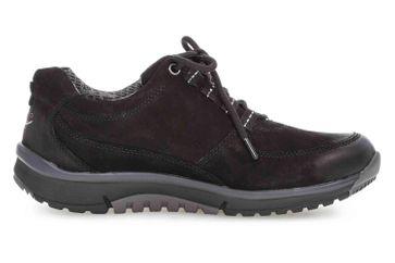 Gabor rollingsoft Sneaker in Übergrößen Schwarz 36.996.87 große Damenschuhe – Bild 4