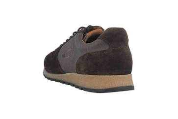 Camel Active Earth Sneaker in Übergrößen Grau 496.14.03 große Herrenschuhe – Bild 2