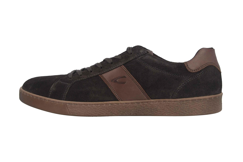 Camel Active Tonic Sneaker in Übergrößen Grau 537.11.05 große Herrenschuhe – Bild 1