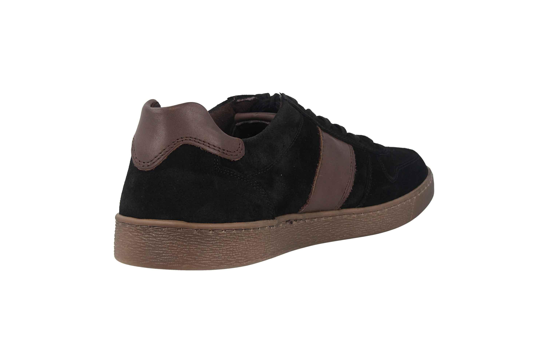 Camel Active Tonic Sneaker in Übergrößen Schwarz 537.12.05 große Herrenschuhe – Bild 3