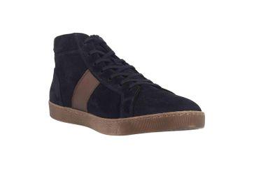 Camel Active Tonic Sneaker in Übergrößen Blau 537.13.01 große Herrenschuhe – Bild 5