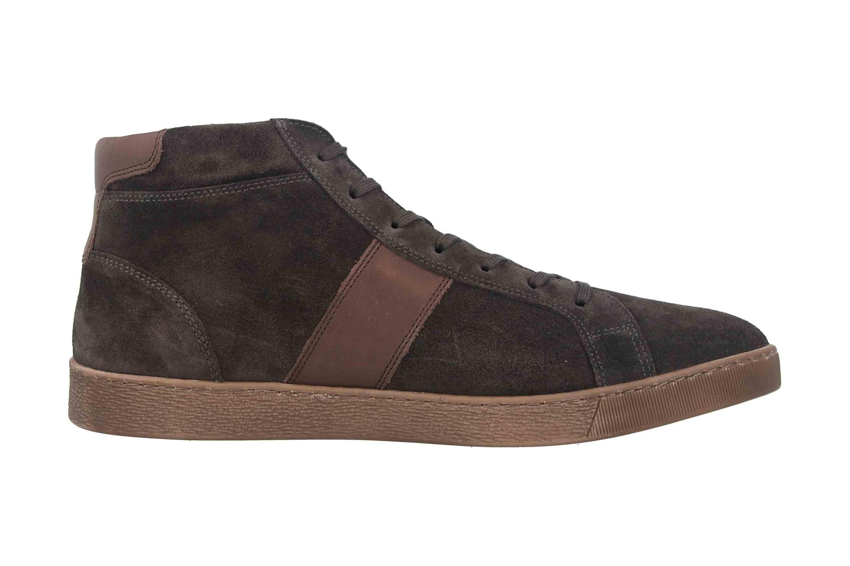 Camel Active Tonic Sneaker in Übergrößen Grau 537.13.02 große Herrenschuhe – Bild 4
