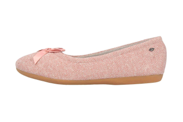Romika Lucille 06 Ballerinas in Übergrößen rosa 39806 163 040 große Damenschuhe – Bild 1