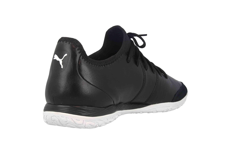 Puma King Pro IT Sneaker in Übergrößen Schwarz 105669 01