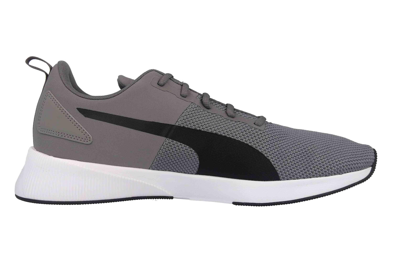 Puma Flyer Runner Sneaker in Übergrößen Grau 192257 03 große Herrenschuhe – Bild 4