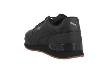 Puma ST Runner v2 Full L Sneaker in Übergrößen Schwarz 365277 08 große Herrenschuhe – Bild 2