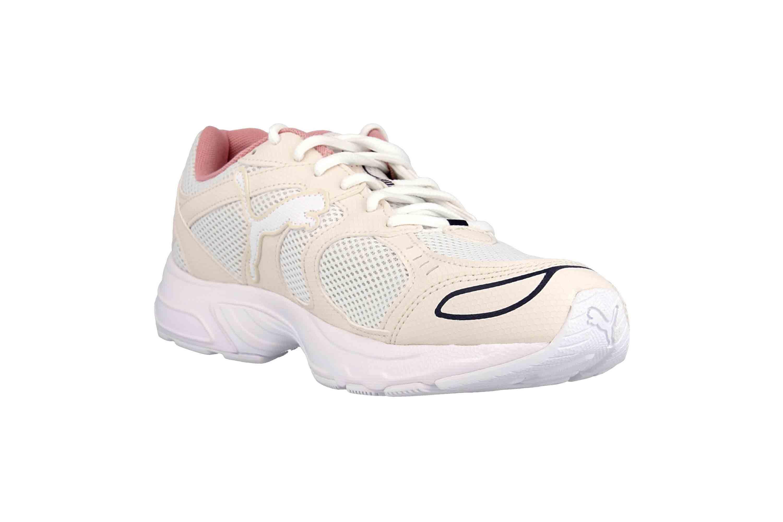 Puma Axis Sneaker in Übergrößen Weiß 368465 08 große Damenschuhe – Bild 5