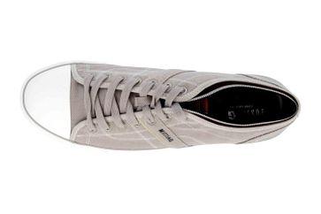 Mustang Shoes Sneaker in Übergrößen Grau 4127-303-22 große Herrenschuhe – Bild 7