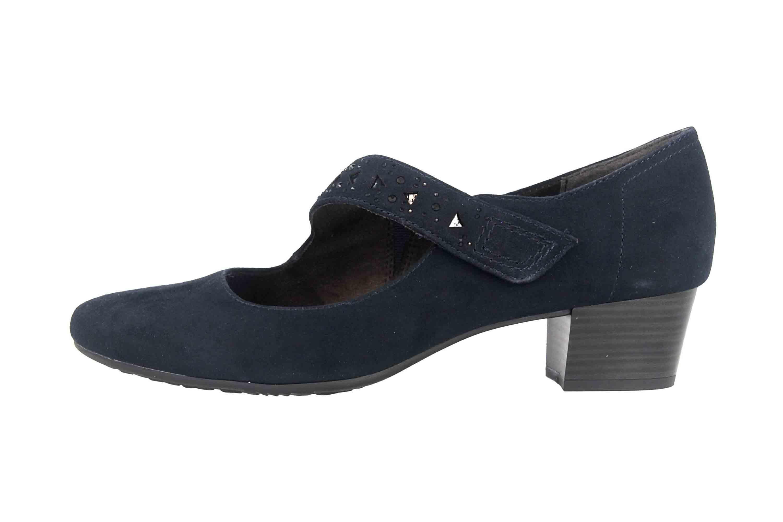 new styles a36cb 9b535 Jana Pumps in Übergrößen Blau 8-8-24303-23 805 große Damenschuhe