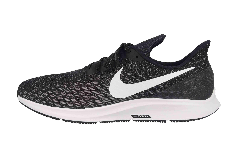 Nike Air Zoom Pegasus 35 Sneaker in Übergrößen Schwarz 942851 001 große Herrenschuhe – Bild 1