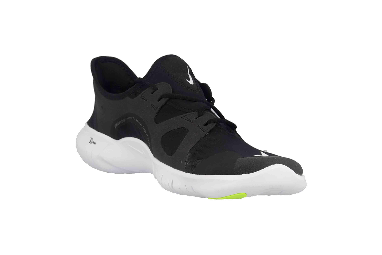 Nike Free RN 5.0 Sneaker in Übergrößen Schwarz AQ1289 003 große Herrenschuhe – Bild 5