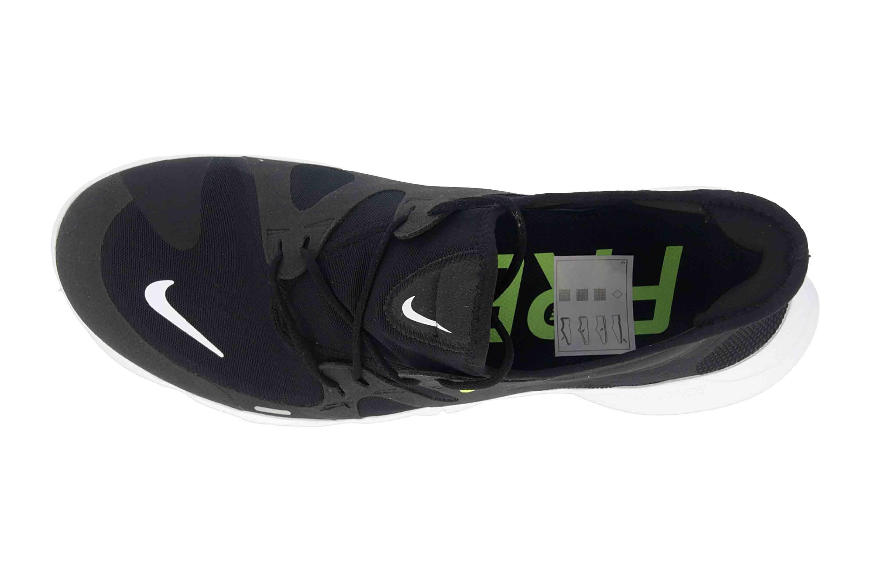 Nike Free RN 5.0 Sneaker in Übergrößen Schwarz AQ1289 003 große Herrenschuhe – Bild 7