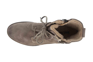 Josef Seibel Sandra 75 Stiefel in Übergrößen Grau 93897 PL949 710 große Damenschuhe – Bild 7