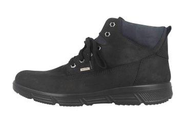 Jomos Stiefel in Übergrößen Schwarz 461806 512 0029 große Herrenschuhe – Bild 1
