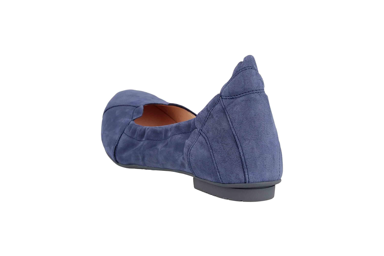 Think! Balla  Ballerinas in Übergrößen Blau 4-84160-89 große Damenschuhe – Bild 2