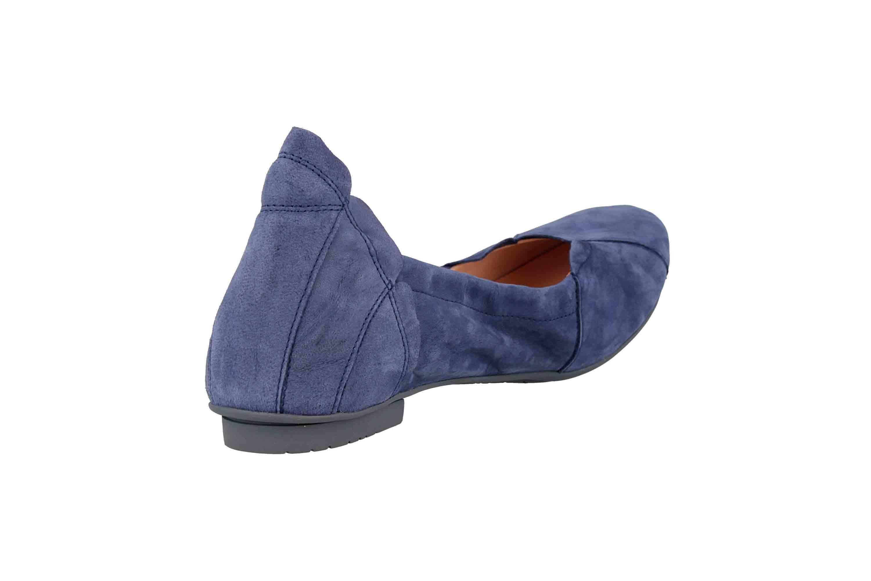 Think! Balla  Ballerinas in Übergrößen Blau 4-84160-89 große Damenschuhe – Bild 3