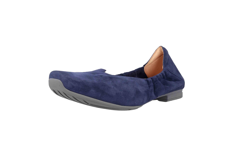 Think! Gaudi Ballerinas in Übergrößen Blau 4-84175-89 große Damenschuhe – Bild 6