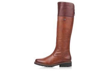 Remonte Stiefel in Übergrößen Braun R6581-22 große Damenschuhe – Bild 1