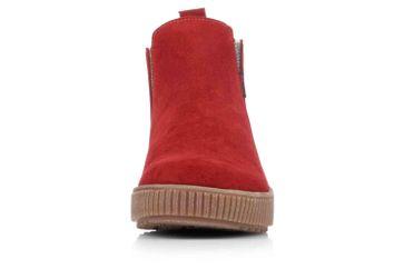 Remonte Stiefeletten in Übergrößen Rot R7989-35 große Damenschuhe – Bild 5