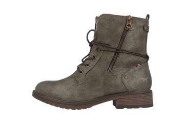 Mustang Shoes Boots in Übergrößen Grün 1264-604-77 große Damenschuhe – Bild 1