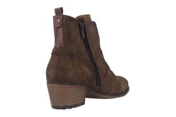 Mustang Shoes Stiefeletten in Übergrößen Braun 1346-501-387 große Damenschuhe – Bild 3