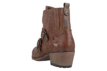Mustang Shoes Stiefeletten in Übergrößen Braun 1346-501-360 große Damenschuhe – Bild 2