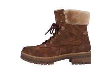 Mustang Shoes Boots in Übergrößen Braun 1344-604-360 große Damenschuhe – Bild 1