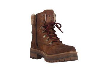 Mustang Shoes Boots in Übergrößen Braun 1344-604-360 große Damenschuhe – Bild 5