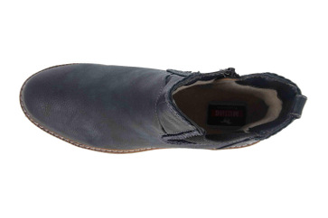 Mustang Shoes Boots in Übergrößen Blau 1344-601-820 große Damenschuhe – Bild 7
