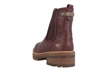 Mustang Shoes Boots in Übergrößen Bordeaux 1344-601-55 große Damenschuhe – Bild 2
