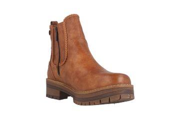 Mustang Shoes Boots in Übergrößen Braun 1344-601-307 große Damenschuhe – Bild 5