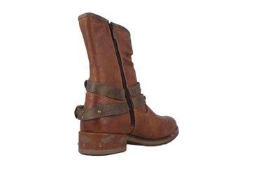 Mustang Shoes Boots in Übergrößen Braun 1332-503-301 große Damenschuhe – Bild 3