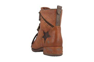 Mustang Shoes Boots in Übergrößen Braun 1332-603-307 große Damenschuhe – Bild 2