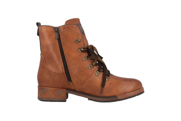 Mustang Shoes Boots in Übergrößen Braun 1332-603-307 große Damenschuhe – Bild 4