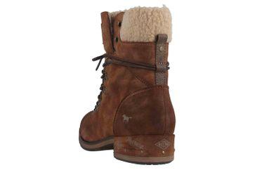 Mustang Shoes Boots in Übergrößen Braun 1332-602-360 große Damenschuhe – Bild 2
