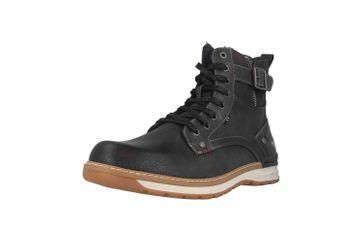 Mustang Shoes Boots in Übergrößen Grau 4141-601-259 große Herrenschuhe – Bild 6