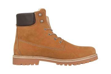 Mustang Shoes Boots in Übergrößen Braun 4875-605-307 große Herrenschuhe – Bild 4