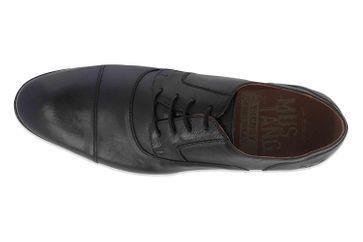 Mustang Shoes Halbschuhe in Übergrößen Schwarz 4904-307-9 große Herrenschuhe – Bild 7