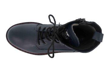 Mustang Shoes Boots in Übergrößen Blau 2881-502-820 große Damenschuhe – Bild 7
