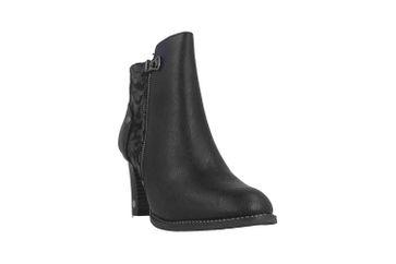 Mustang Shoes Stiefeletten in Übergrößen Schwarz 1335-501-9 große Damenschuhe – Bild 5