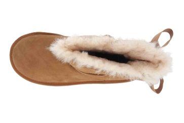 Mustang Shoes Boots in Übergrößen Braun 1343-606-307 große Damenschuhe – Bild 7