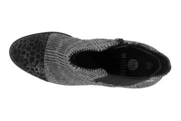Mustang Shoes Stiefeletten in Übergrößen Schwarz 1335-503-92 große Damenschuhe – Bild 7